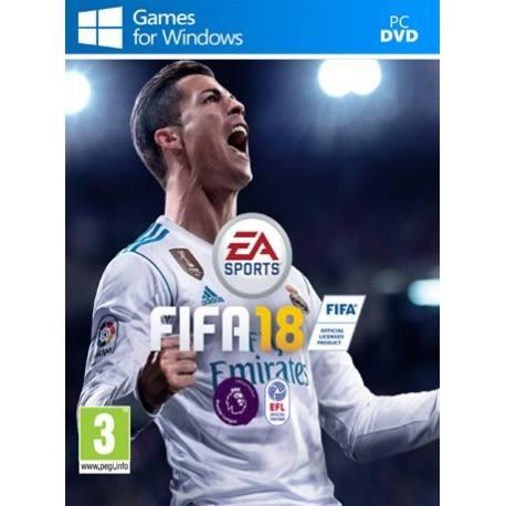 بازی Fifa 18 برای Pc
