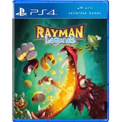 Rayman Legends برای Ps4 جیلبریک