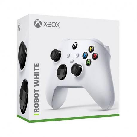 کنترلر (دسته) Xbox Series S|X سفید مدل Robot White