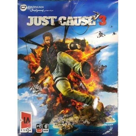 بازی Just Cause 3 (جاست کاز 3) برای Pc