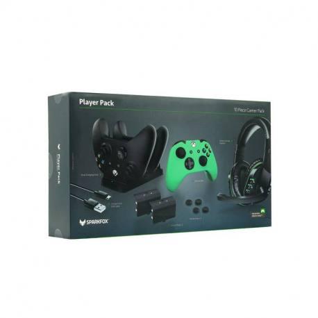 پلیرپک Sparkfox – Xbox One Player Pack