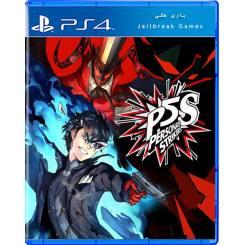 Persona 5 Strikers برای Ps4 جیلبریک