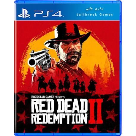 Red Dead Redemption II برای Ps4 جیلبریک