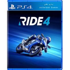 Ride 4 برای Ps4 جیلبریک