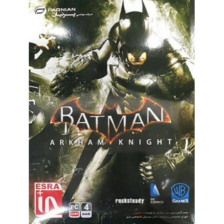 بازی Batman Arkham Knight برای PC