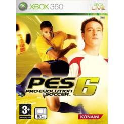Pro Evolution Soccer 06 بازی Xbox 360