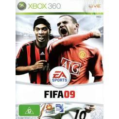 Fifa 9 بازی Xbox 360