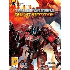 بازی Transformers : Fall of Cybertron برای PC