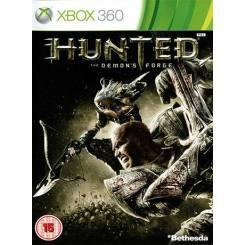 Hunted The Demons Forge بازی Xbox 360