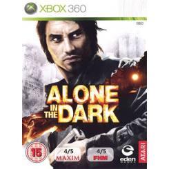 Alone in The Dark بازی Xbox 360