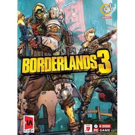 Borderlands 3 برای کامپیوتر