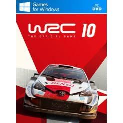 WRC 10 برای کامپیوتر