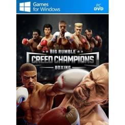 Big Rumble Boxing Creed Champions برای کامپیوتر
