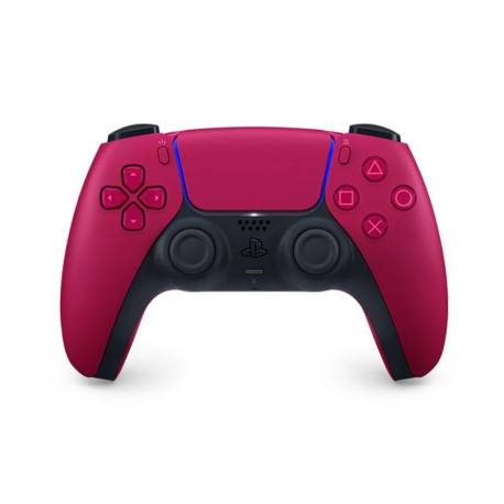 کنترلر (دسته) PS5 مدل Cosmic Red (قرمز مشکی)