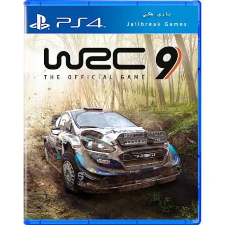 WRC 9 برای Ps4 جیلبریک