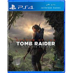 Shadow of the Tomb Raider Definitive Edition برای Ps4 جیلبریک
