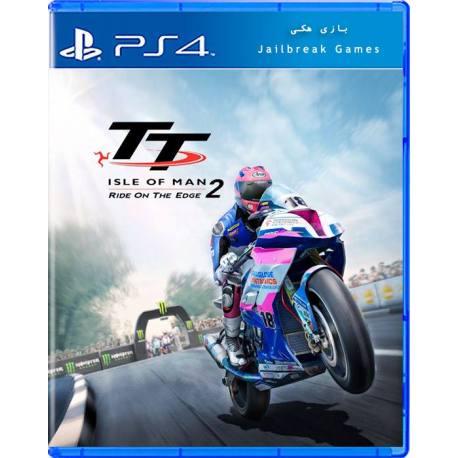Isle of Man TT Ride on the Edge 2 برای Ps4 جیلبریک
