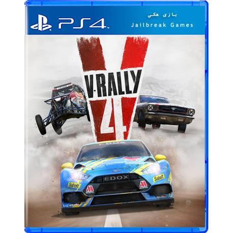 V-Rally-4 برای Ps4 جیلبریک