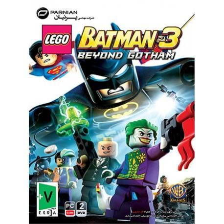 بازی Lego Batman 3 برای کامپیوتر