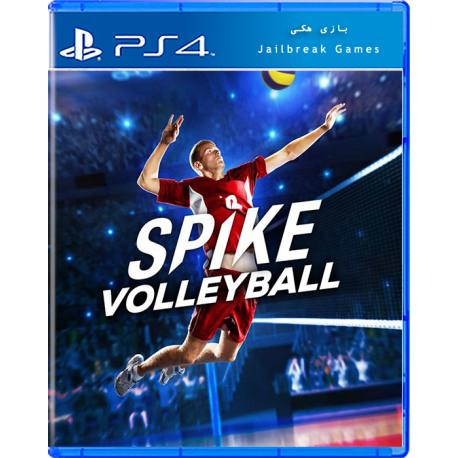 Spike Volleyball برای Ps4 جیلبریک