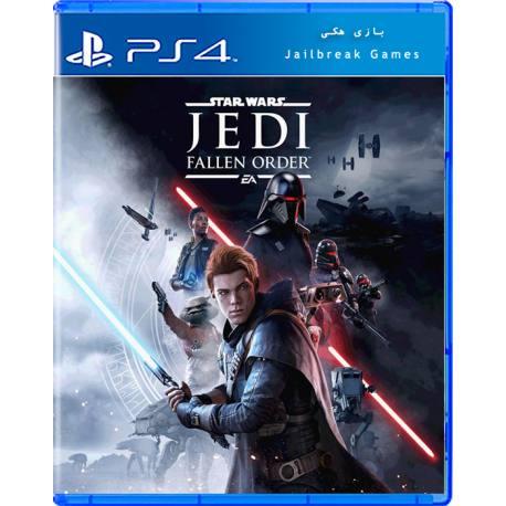 Star Wars Jedi - Fallen Order برای Ps4 جیلبریک