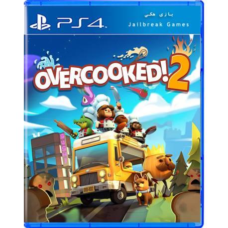 Overcooked 2 برای Ps4 جیلبریک