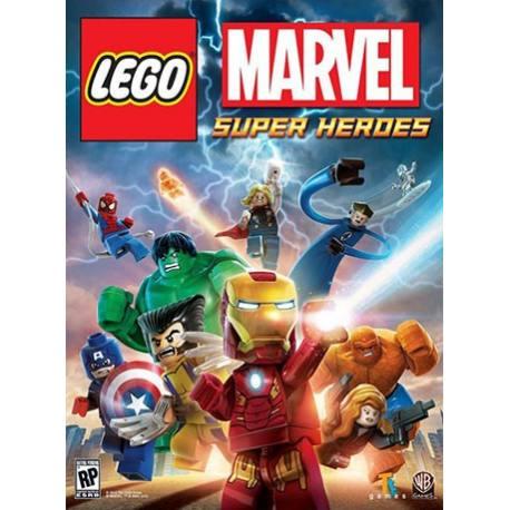 بازی Lego Marvel Super Heroes برای Pc