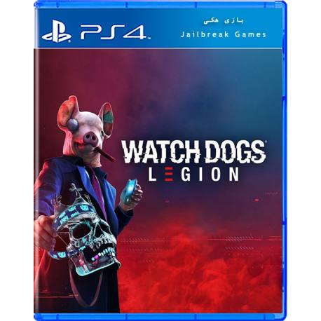 Watch Dogs Legion برای Ps4 جیلبریک