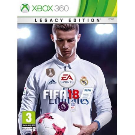 Fifa 18 برای Xbox360