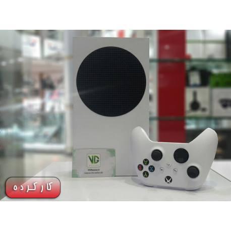 ایکس باکس سریز اس (Xbox Series S) کارکرده در حد آکبند