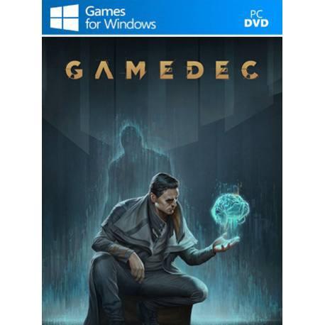 Gamedec برای کامپیوتر