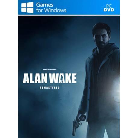 Alan Wake Remastered برای کامپیوتر