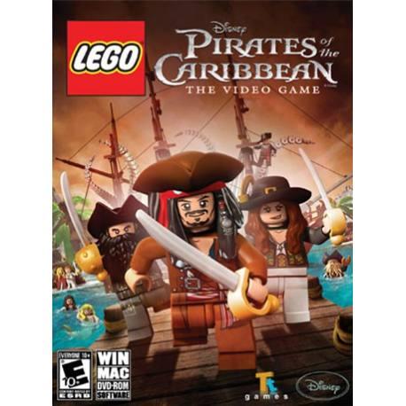 بازی Lego Pirates Of The Caribbean برای Pc