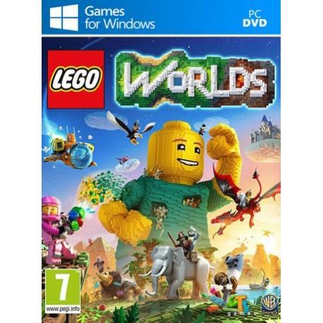 بازی Lego Worlds برای کامپیوتر