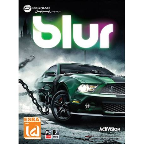بازی Blur برای کامپیوتر