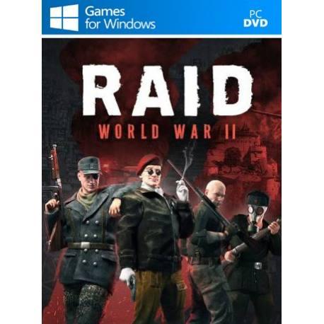 بازی Raid: World War 2 برای Pc