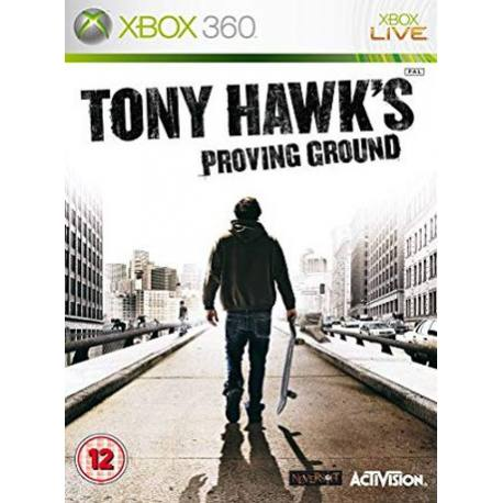 بازی Tony Hawk's Proving Ground برای Xbox 360