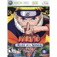 بازی Naruto Rise of a Ninja برای Xbox 360