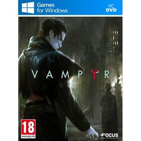 بازی Vampyr (ومپایر) برای Pc