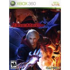 بازی Devil May Cry 4 برای Xbox 360