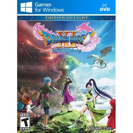 بازی Dragon Quest XI برای کامپیوتر