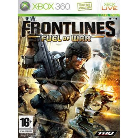 بازی Frontlines: Fuel of War برای Xbox 360