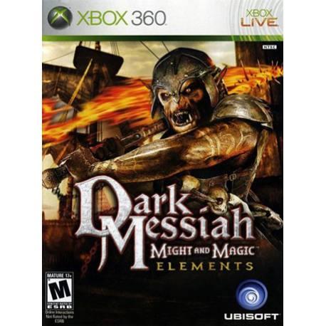 بازی Dark Messiah of Might and Magic برای Xbox 360