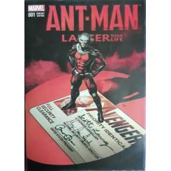 کتاب کمیک مرد مورچه ای - Ant-Man