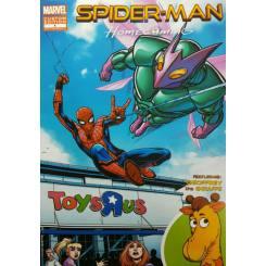 کتاب کمیک مرد عنکبوتی - Spider-man Homecoming