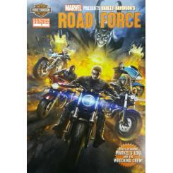 کتاب کمیک نیروی جاده - Road Force