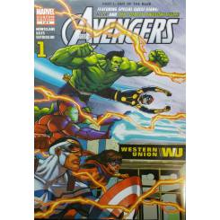 مجموعه کتاب کمیک اونجرز - Avengers Collection