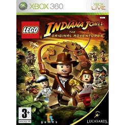 بازی Lego Indiana Jones برای ایکس باکس 360