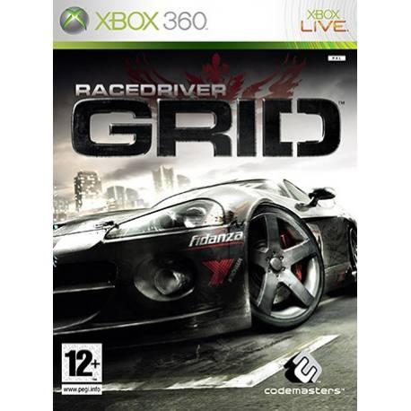 بازی Race driver Grid برای Xbox 360
