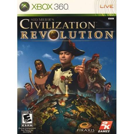 بازی Civilization Revolution برای Xbox 360